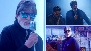 Amitabh Bachchan Calls Himself Absolute 'Besura' Singer