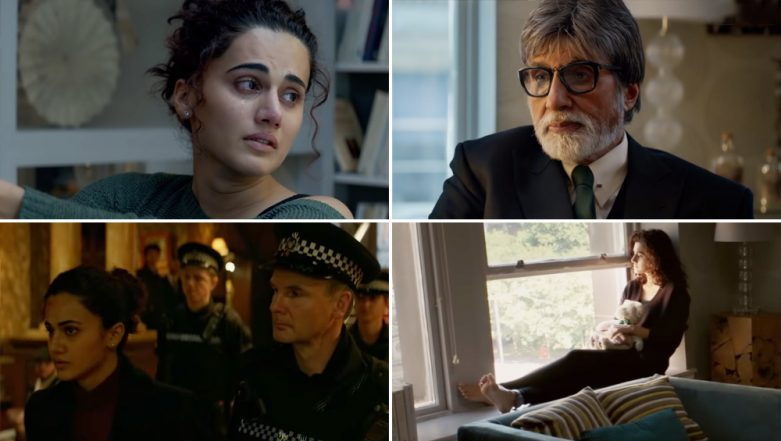 Badla Box Office Collection Day 3: Amitabh Bachchan and Taapsee Pannu's Film Surpasses Opening Weekend Collection of Pink, Grosses Rs 27.38 Core