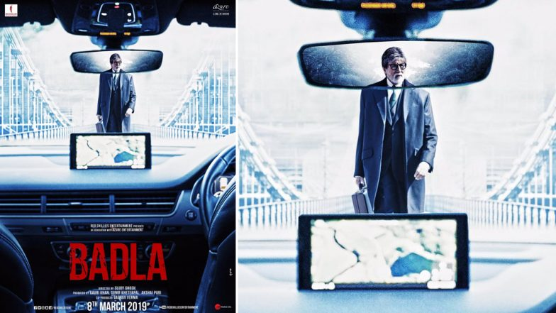 Badla Box Office Collection Day 6: Amitabh Bachchan and Taapsee Pannu's Crime Thriller Refuses to Slow Down, Grosses Rs 40.53 Crore