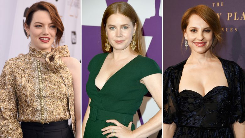 Oscars 2019 Best Supporting Actress Winner Predictions: From Emma Stone, Marina De Tavira to Amy Adams, Who Will Win The Trophy at 91st Academy Awards
