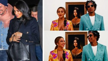 Beyonce And Jay Z Recreate APE***T By Roping In Meghan Markle Instead Of Leonardo da Vinci's 'Mona Lisa'! Watch Video