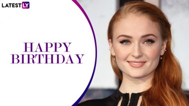 Happy Birthday Sophie Turner! Here's why we love her.. | Game of Thrones