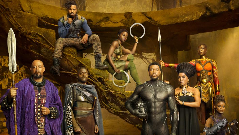 Black Panther nominated for Best Picture at Oscars 2019