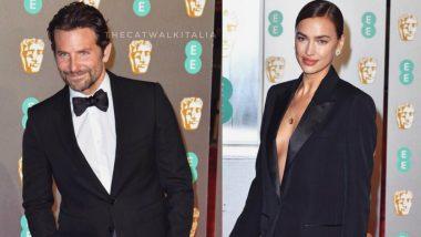 BAFTA Awards 2019: Irina Shayk Gives Standing Ovation to Beau Bradley Cooper After 'A Star is Born' Wins Best Original Music Trophy