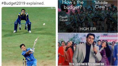 Budget 2019: Piyush Goyal Becomes 'King of Memes' After Presenting Interim Budget, Check Memes