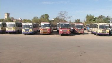 7th Pay Commission: GSRTC Employees go on Strike, Bus Services Affected, Commuters Stranded