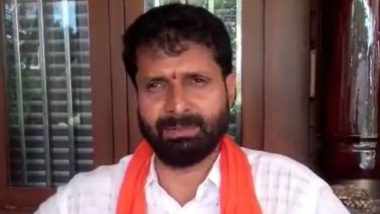 Karnataka BJP MLA C T Ravi Runs Down 2 Persons to Death on Hassan Highway, 'Flees From Spot'