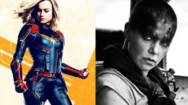 From Mad Max: Fury Road to Captain Marvel, Strong Female Character-Led Films That Invited The Wrath of Netizens for Being 'Feminist'