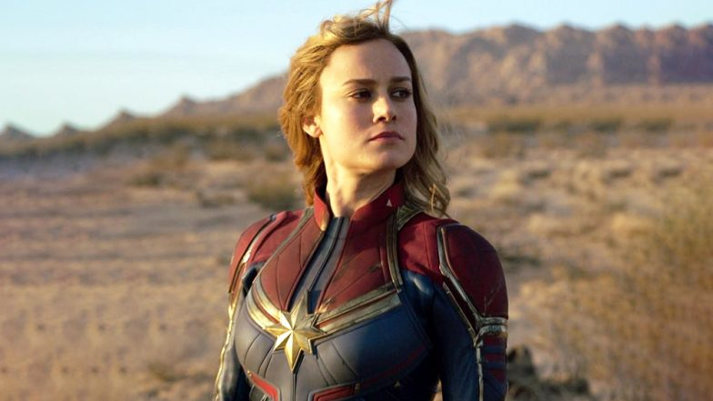 Captain Marvel Box Office Collection Day 3: Brie Larson's Superhero Film Grosses Rs 48.47 Crore in the Opening Weekend