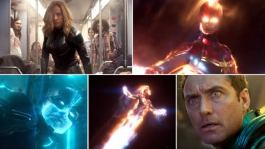 Captain Marvel New Super Bowl Teaser: Higher, Further, Faster, Baby! The New Teaser Shows A New Side Of Brie Larson As The Fiesty Superhero
