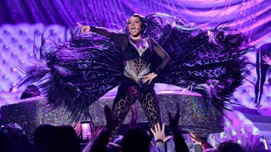 Grammy Awards 2019: Fans Accuse Cardi B of Lip-Syncing to Her Own Rap at the Ceremony (Watch Video)