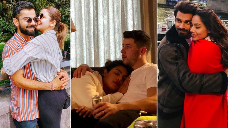 From NickYanka to Virushka, These Celebrities' Romantic Pictures Make Us Wonder Who Are These Perfectly-Timed Candid Photographers?