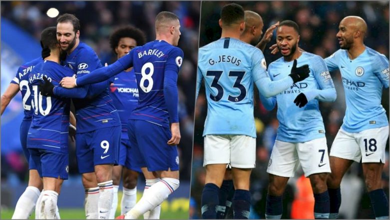 Chelsea vs Manchester City, Carabao Cup 2019 Final Live Streaming Online With Time in IST: Watch Football League Cup (EFL) Match Live Telecast on TV & Free Football Score Updates in India