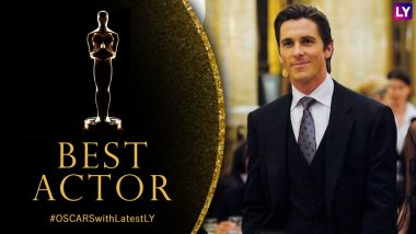 Christian Bale Nominated for Oscars 2019 Best Actor Category for Vice: All about Bale and His Chances of Winning at 91st Academy Awards