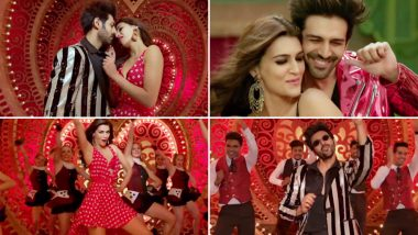 Luka Chuppi Song Coca Cola Kartik Aaryan And Kriti Sanon S Fizzy Dance Number Is Safe To Consume Watch Video Latestly