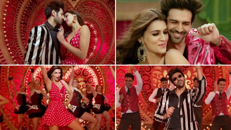 Luka Chuppi Song Coca Cola: Kartik Aaryan and Kriti Sanon's Fizzy Dance Number is Safe to Consume - Watch Video