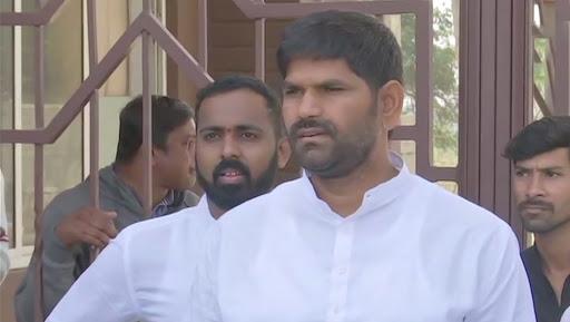 Karnataka Congress MLA JN Ganesh, Who Assaulted Party Legislator, Arrested From Gujarat