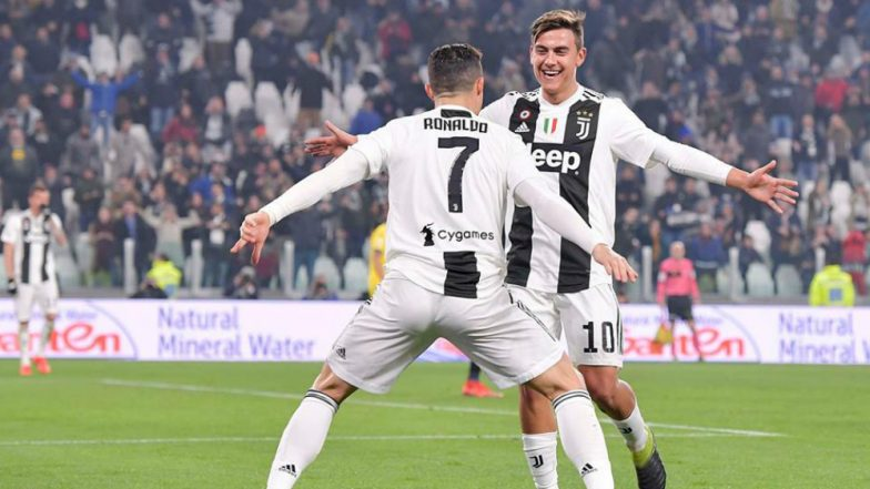 Bologna vs Juventus, Serie A 2018–19 Live Streaming and Telecast Details: Where and When to Watch BOL vs JUV Football Match Live on TV and Online?