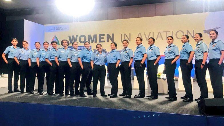 Aero India Women's Day 2019: IAF Dedicates February 23 to 'Women in Aviation'