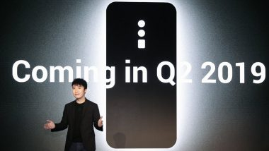 MWC 2019: Oppo's Smartphone With 10x Lossless Zoom Technology Coming Q2, 2019 - Report