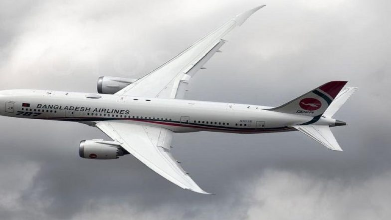 Biman Bangladesh Airlines Flight BG147 Hijack Attempt Reported: Boeing Aircraft Traveling From Dhaka to Dubai Evacuated at Chittagong Airport; Watch Video