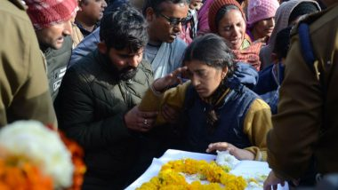 Pulwama Attack: Gloom, Anger Across India as Country Bids Teary Adieu to CRPF Martyrs