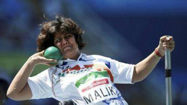 Haryana Para-Athletes Deepa Malik Seek Assurance on Jobs from CM Manohar Lal Khattar
