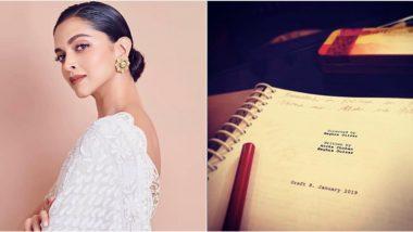 Deepika Padukone's Chhapaak All Set To Go On The Floors, Co-Star Vikrant Massey Says 'Countdown Begins'