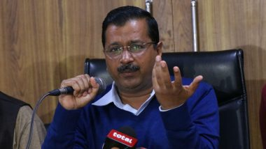 Ram Jethmalani's Name Will Be Written in Golden Words in Legal History, Says Arvind Kejriwal