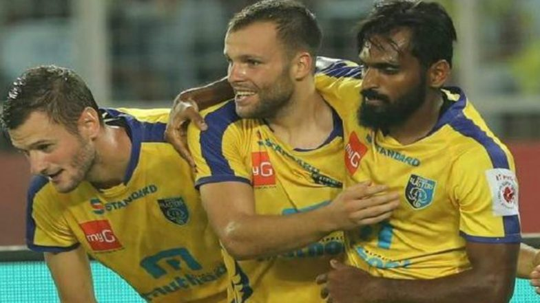 ISL 2018-19: Delhi Dynamos Start New Year with 2-0 Win Over Kerala Blasters