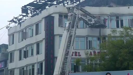 Karol Bagh Hotel Fire: Delhi Police Register Culpable Homicide Case In Arpit Palace Blaze That Killed 17