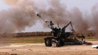 Defence Ministry Places Order For 114 Dhanush Artillery Guns