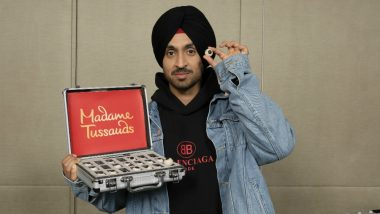 Diljit Dosanjh's Wax Statue at Madame Tussauds Delhi to Be Unveiled on Thursday