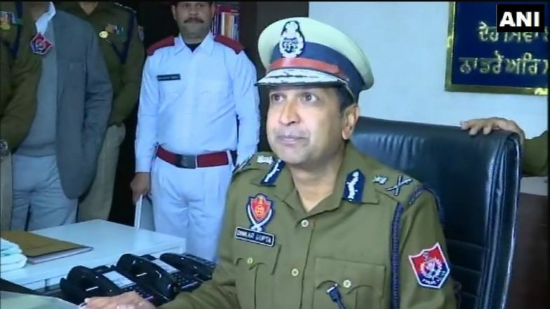 IPS Officer Dinkar Gupta Appointmented as New DGP of Punjab