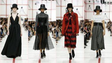 Sisterhood is Global! Dior Sends Feminist Message in Paris Fashion Week 2019
