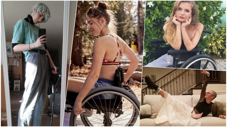 #DisabledPeopleAreHot Trends on Social Media With Differently-abled People Sharing Their Sexiest Pictures