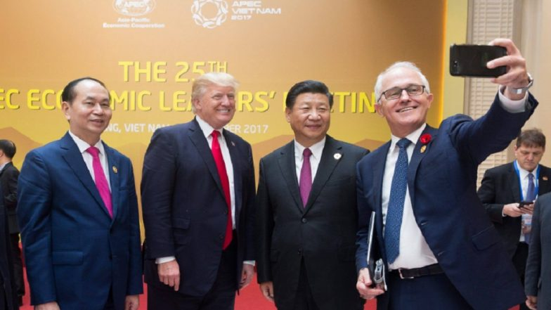 Trump declares 'signing summit' for imminent trade deal with China