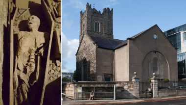 800-Year-Old 'Crusader' in Dublin Church Vandalised, View Pic of Destroyed Mummy