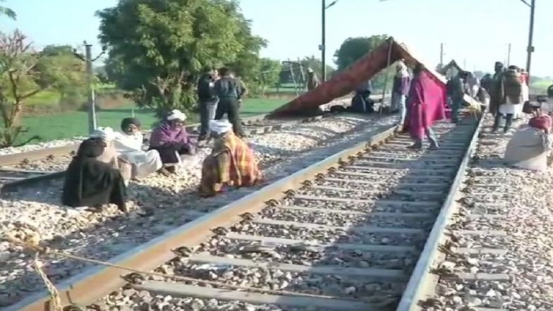 Gujjar Reservation Protest: 5 Trains Cancelled, 15 Diverted on Delhi-Mumbai Route: Two State Exams Also Postponed
