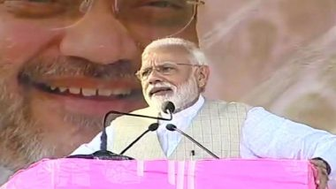 Arunachal Pradesh: Narendra Modi Inaugurates and Lays Foundation of Projects Worth Rs 4,000 Crore