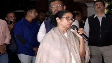 CBI Vs Kolkata Police: West Bengal CM Mamata Banerjee Backs Commissioner Rajiv Kumar, Accuses BJP of Torturing WB