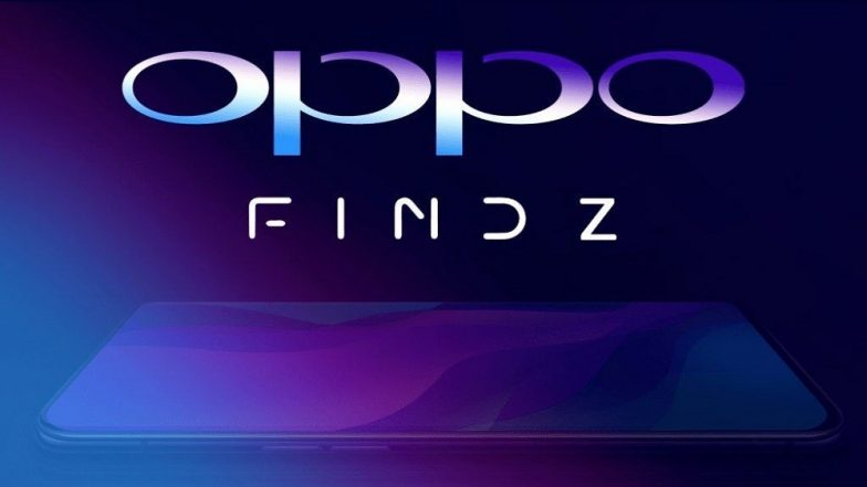 Oppo Find Z Will Be Oppo's Next Flagship Smartphone; To Be Powered By Snapdragon 855 Chip