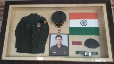 Martyr Major Akshay Girish Kumar's Daughter Praises Indian Army in This Heart-Felt Video