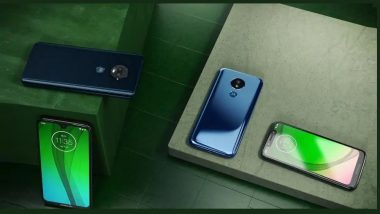 Moto G7 Power India Prices Revealed Ahead of Launch; Likely To Go on Sale at Rs 14,500