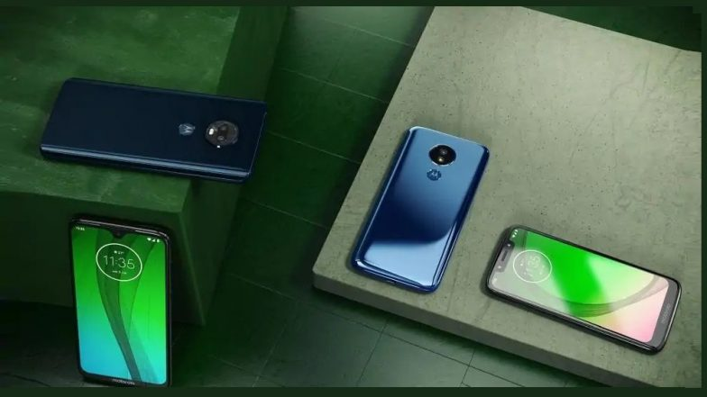 Motorola Unveils New Moto G7, Moto G7 Plus, Moto G7 Power, Moto G7 Play Smartphones; Prices, Features & Specifications