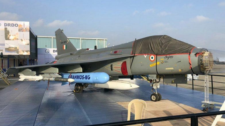BrahMos NG Missile to be Integrated With Su-30 MKI Fighter Jets by IAF