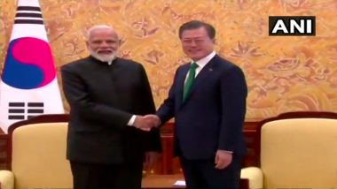 India, South Korea Sign MoU on Counter-Terror Cooperation