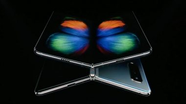Samsung Galaxy Fold With World's First Dynamic AMOLED Infinity Flex Display Launched; To Be Available At Starting Price of $1980 From April 26, 2019