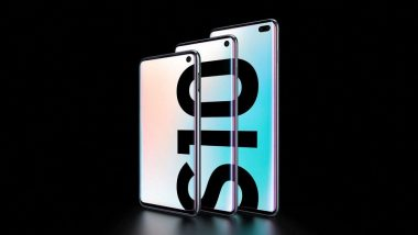 Samsung Galaxy S10e, Galaxy S10 & Galaxy S10+ Flagship Smartphones Launched; Prices Start From $749