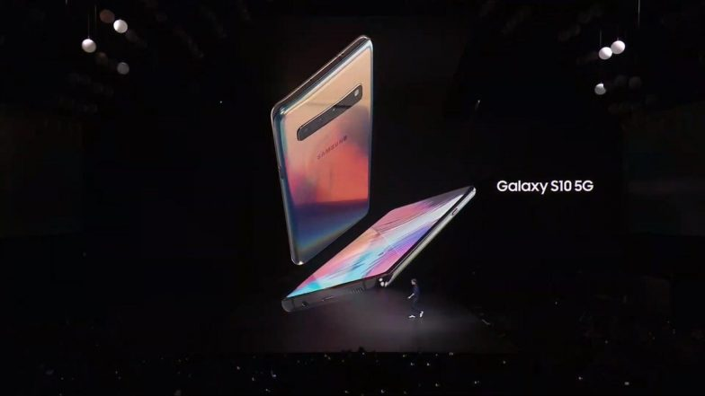 Samsung Galaxy S10 5G Variant Launched in South Korea at $1,222